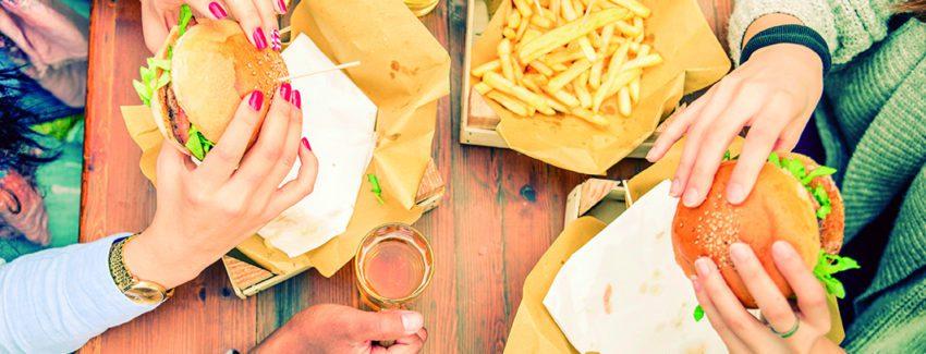 Envases para comida rápida