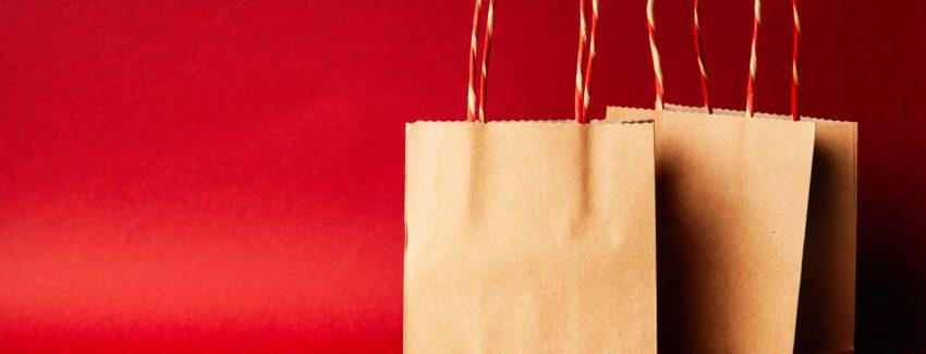Tipos de bolsas para envolver o empaquetar