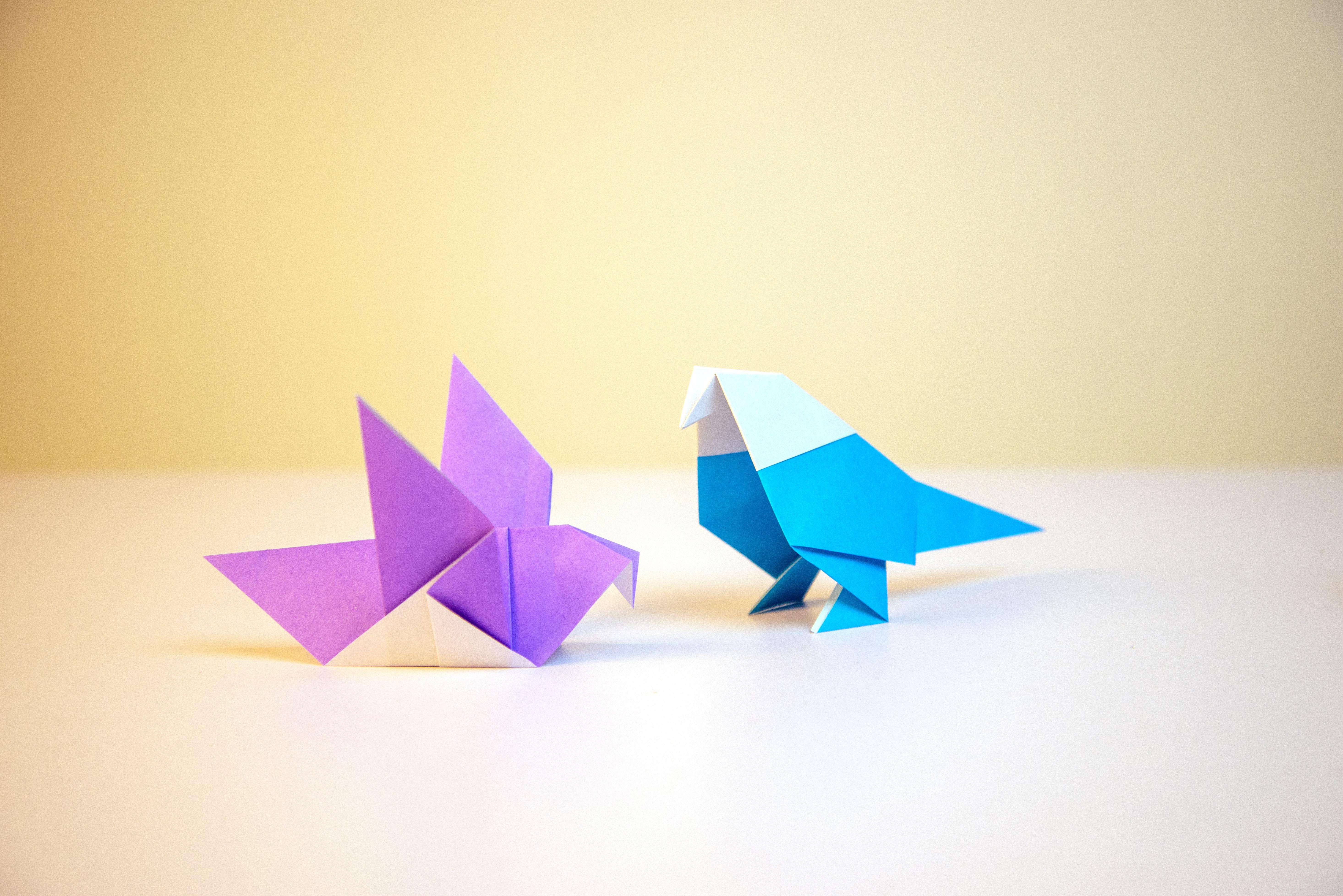 la papiroflexia y el origami