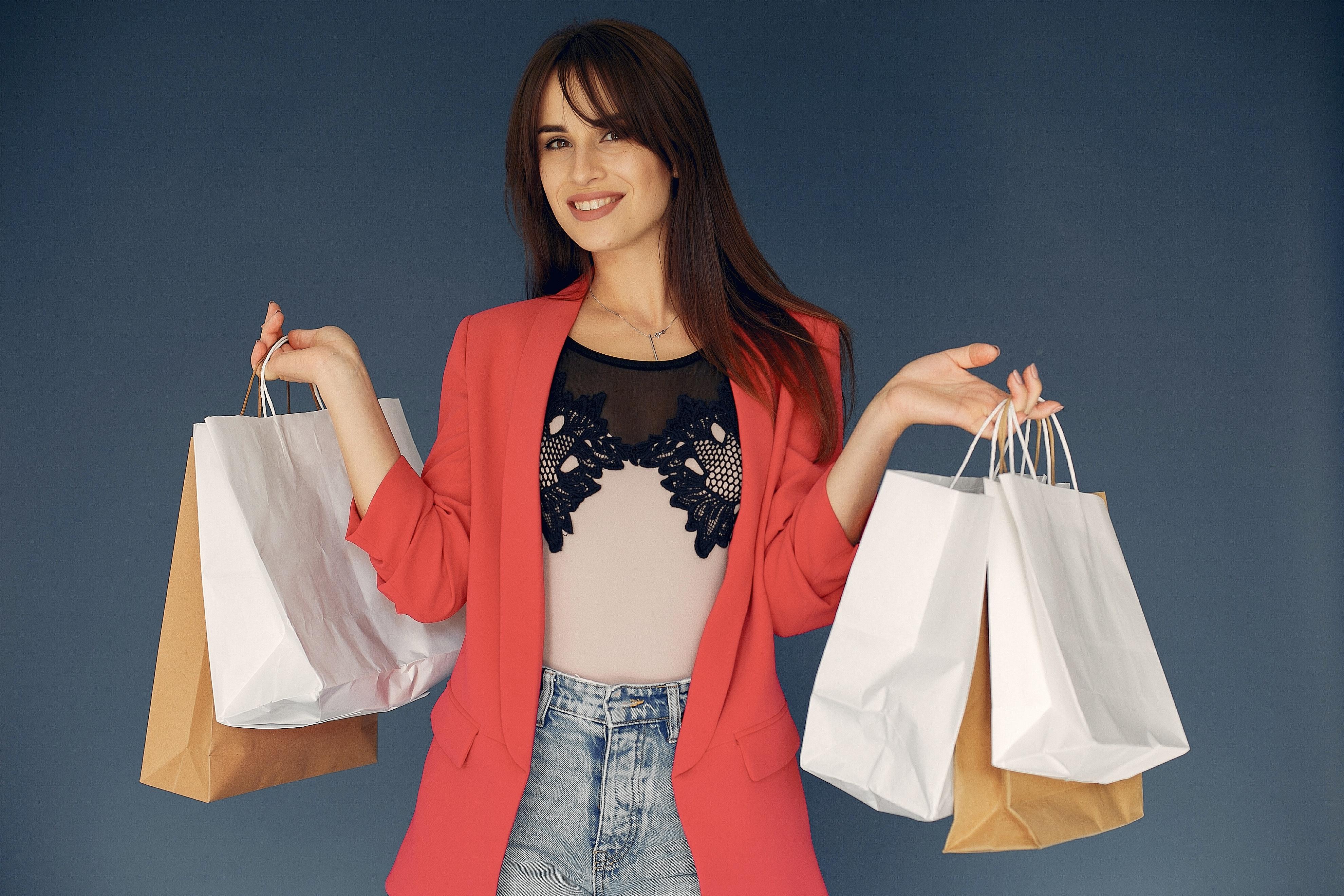 6 razones por las que usar bolsas de papel