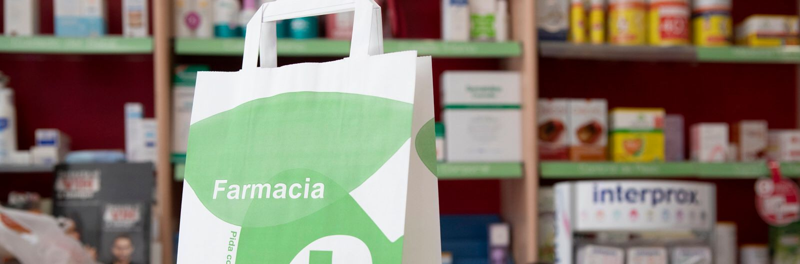 bolsas farmacia